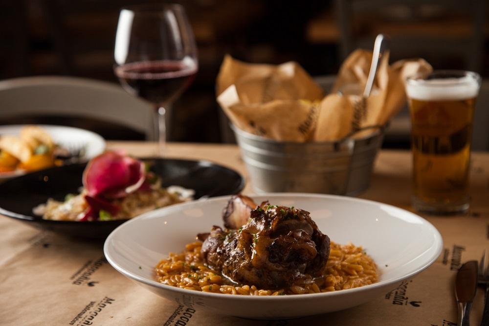Μασσαλία - συνδυάζει τις γνώριμες γεύσεις με τη δημιουργική έμπνευση